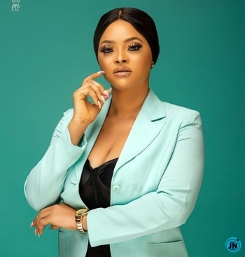 """""""If a lady buys Don Jazzy's kind of new house, they'll say a man bought it for her"""" – Actress Angela Eguavoen laments"""